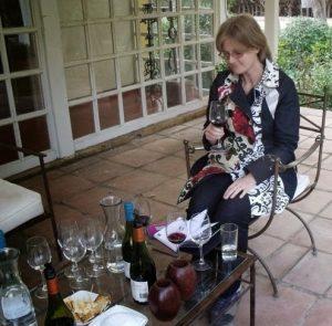 Tasting Loma Larga wines