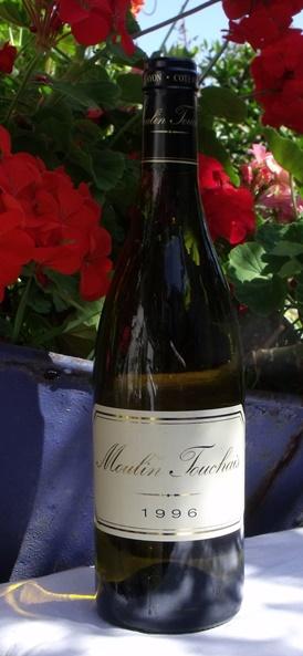Sweet Chenin Blanc wine from the Loire