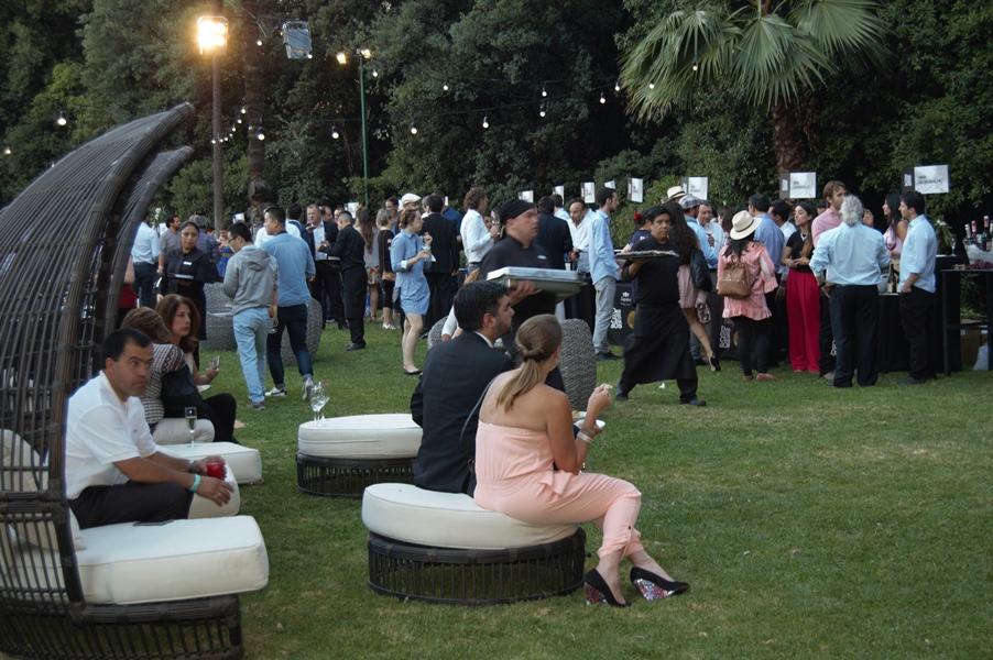 Chile's Luxury Wine Fair