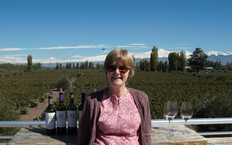 Musing on Mendoza, Malbec and age at Matervini winery