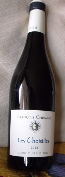 Chenin Blanc wine from the Loire