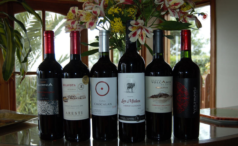 BBB Cabernet Sauvignon wines