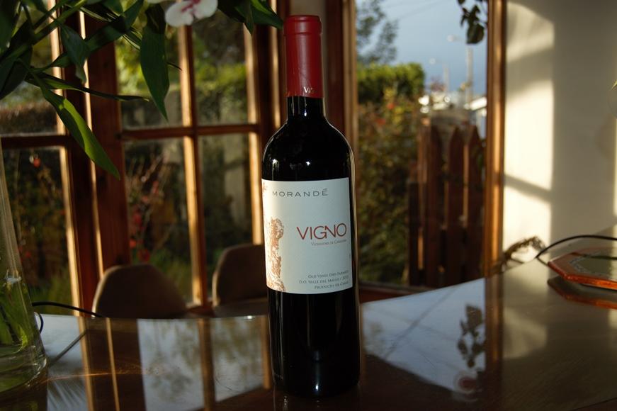 Morandé Vigno 2012