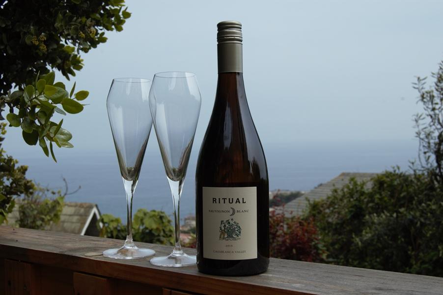 Ritual Chilean Sauvignon Blanc wine