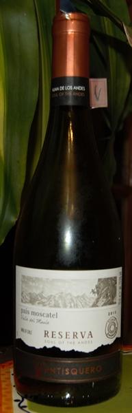 Ventisquero País wine