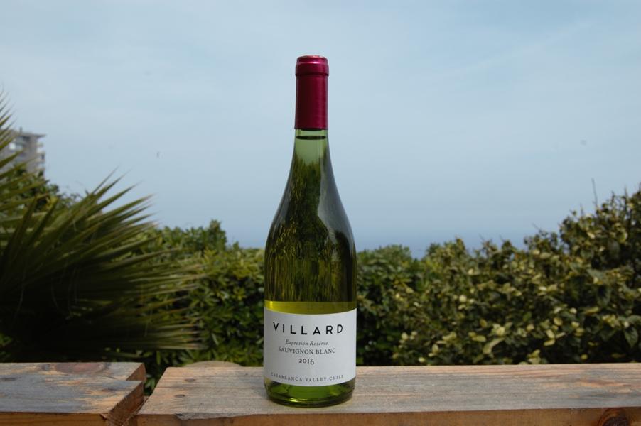 Villard Chilean Sauvignon Blanc
