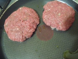Meat-only burgers