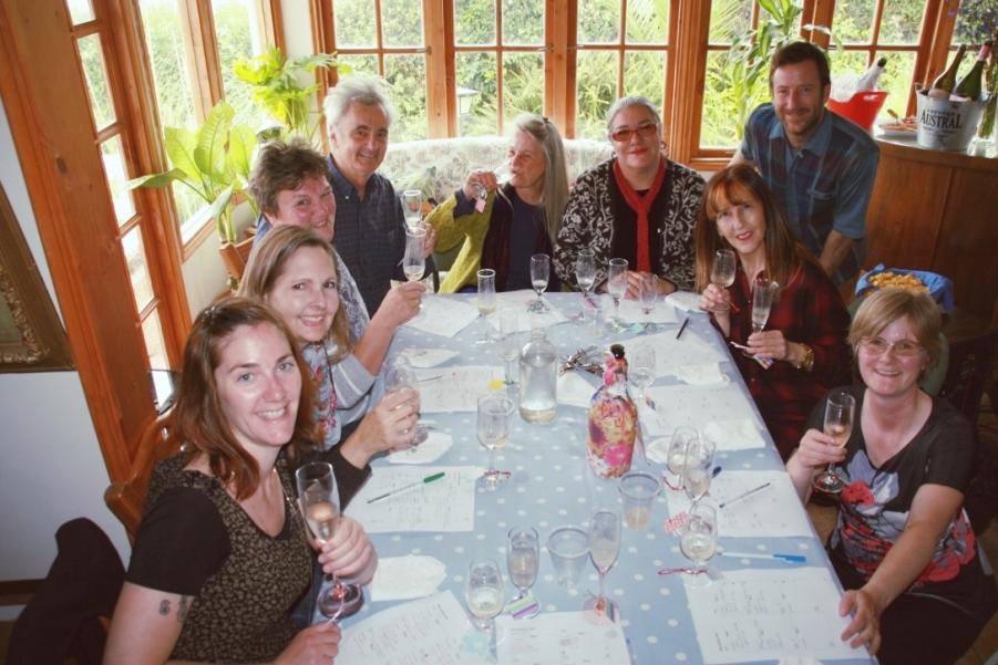 International tasting panel