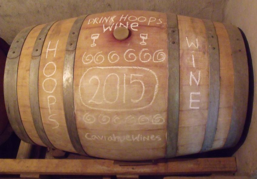2015 barrel