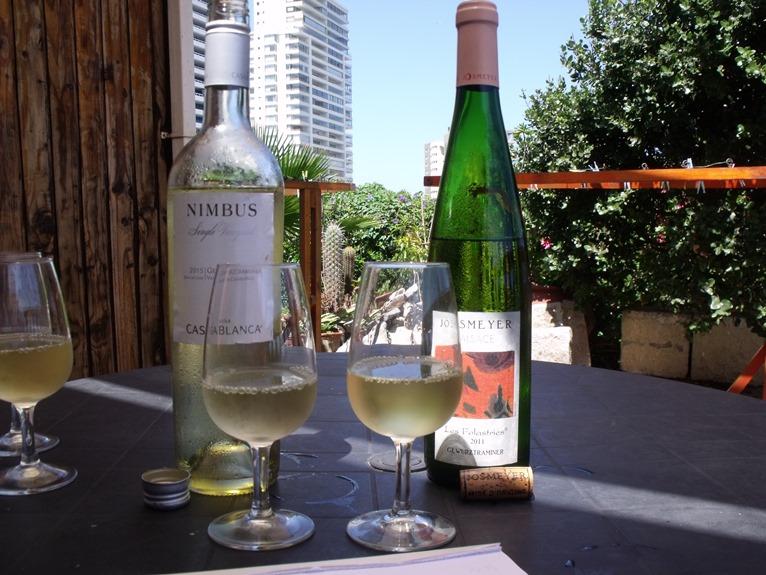 Alsace wine - Gewúrztraminer