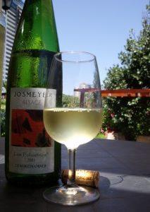 Alsace wine - Gewürztraminer