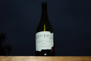 Weekend wine: Loma Larga Cabernet Franc 2014