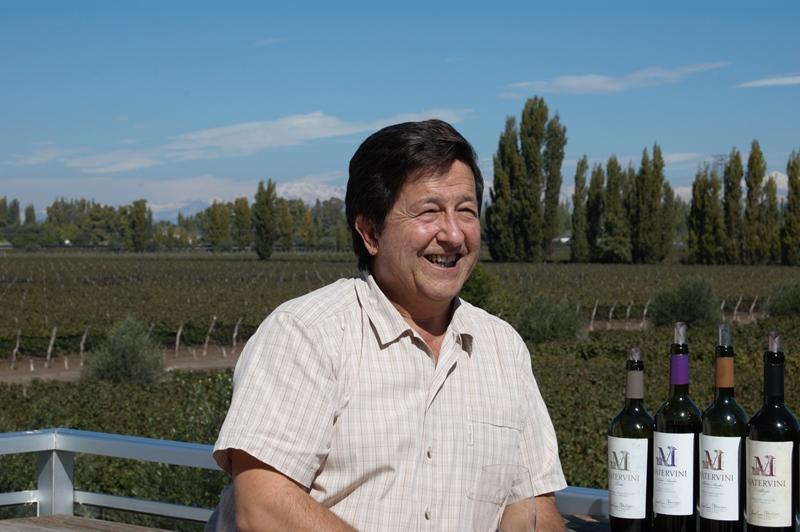 Santiago Achával, Matervini and Malbec wine