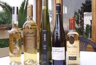 Sweet wines 2 – Late Harvest Wines