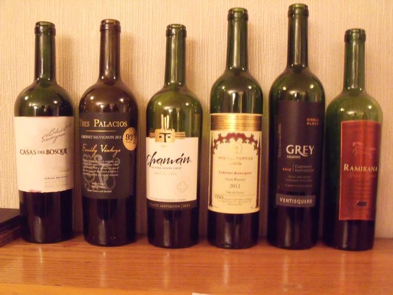 Se revelan los vinos
