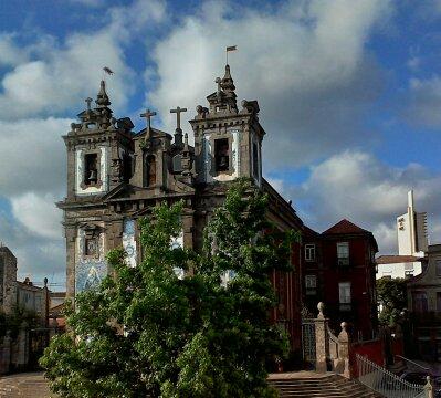 church in Porto