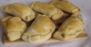 Empanadas: un favorito chileno que va bien con Cabernet Sauvignon