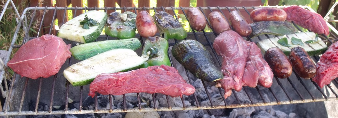 full barbecue