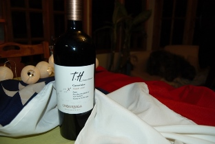 Weekend wine: T.H. Carmenere 2015, Peumo